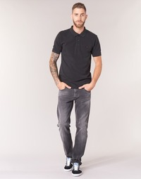 Textiel Heren Straight jeans Replay GROVER Grijs