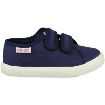 Schoenen Kinderen Lage sneakers Vulladi PIQUE AZUL
