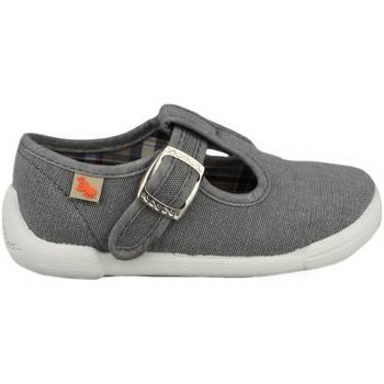 Schoenen Kinderen Lage sneakers Vulladi DIMONI PIC K GRIS