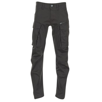 Textiel Heren Cargobroek G-Star Raw ROVIC ZIP 3D TAPERED Raven
