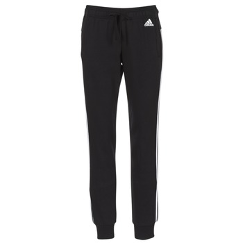 Textiel Dames Trainingsbroeken adidas Originals ESS 3S PANT CH Zwart