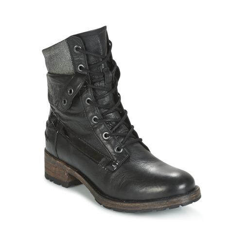Oxbow Chaussures Noires Taille 36 Pour Les Femmes Qd2xfm