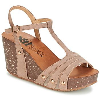 Schoenen Dames Sandalen / Open schoenen Xti  TAUPE
