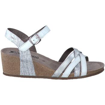 Schoenen Dames Sandalen / Open schoenen Mephisto MADO Wit