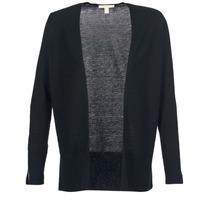 Textiel Dames Vesten / Cardigans Esprit IRDU Zwart