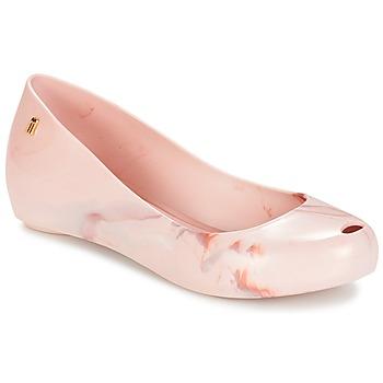 Schoenen Dames Ballerina's Melissa ULTRAGIRL XII Roze