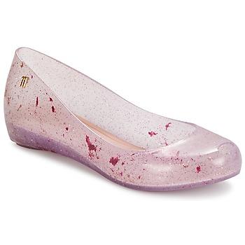 Schoenen Dames Ballerina's Melissa ULTRAGIRL XII Roze / GLITTER
