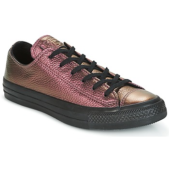 Schoenen Dames Lage sneakers Converse CHUCK TAYLOR ALL STAR Brown / Roze