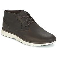 Schoenen Heren Hoge sneakers Timberland FRANKLIN PRK CHUKKA MULCH / Mincio