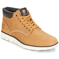 Schoenen Heren Hoge sneakers Timberland BRADSTREET CHUKKA LEATHER Brown