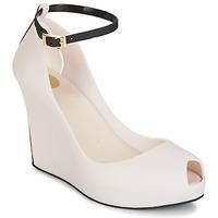 Schoenen Dames Sandalen / Open schoenen Melissa PATCHULI IX AD Beige / Zwart