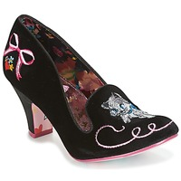 Schoenen Dames pumps Irregular Choice FUZZY PEG Zwart