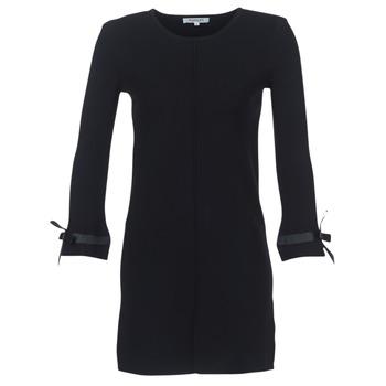 Textiel Dames Korte jurken Morgan RPAULI Zwart