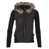 Textiel Dames Vesten / Cardigans Morgan MASTO Zwart