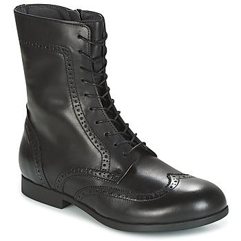 Schoenen Dames Laarzen Birkenstock LARAMI Zwart