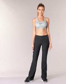 Textiel Dames Trainingsbroeken Nike POWER LEGEND PANT Zwart / Grijs