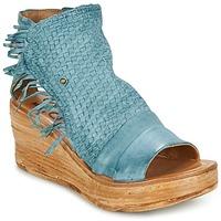 Schoenen Dames Sandalen / Open schoenen Airstep / A.S.98 NOA Blauw
