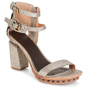 Schoenen Dames Sandalen / Open schoenen Airstep / A.S.98 CALMORA Grijs / Vieux / Roze