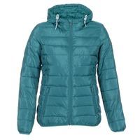 Textiel Dames Dons gevoerde jassen Roxy FOREVER FREELY Blauw / Petrol
