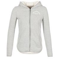 Textiel Dames Sweaters / Sweatshirts Roxy SWEET FEELING Grijs