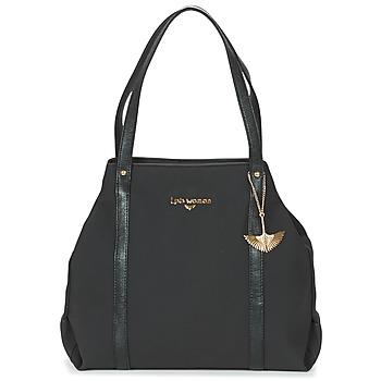 Tassen Dames Handtassen lang hengsel LPB Woman SEMOUA Zwart