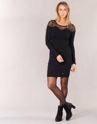 Textiel Dames Korte jurken LPB Woman DARTO Zwart
