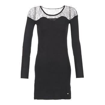 Textiel Dames Korte jurken Les Petites Bombes DARTO Zwart