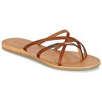Schoenen Dames Slippers Les Tropéziennes par M Belarbi BIP Brown