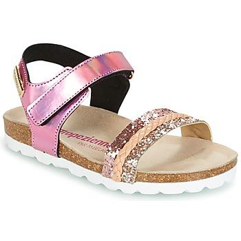Schoenen Meisjes Sandalen / Open schoenen Les Tropéziennes par M Belarbi PETILLE Roze
