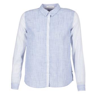 Textiel Dames Overhemden Pepe jeans CRIS Blauw