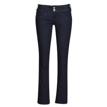 Textiel Dames Straight jeans Pepe jeans GEN Blauw / M15