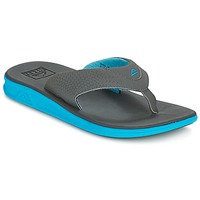 Schoenen Heren Slippers Reef REEF ROVER Grijs / Blauw