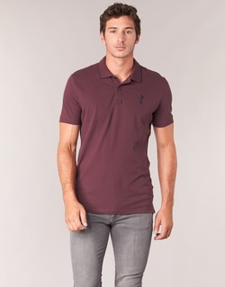 Textiel Heren Polo's korte mouwen Jack & Jones STONE CORE Bordeaux