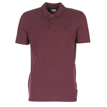 Textiel Heren Polo's korte mouwen Jack & Jones STONE CORE Bordeaux