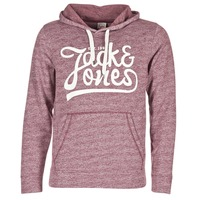 Textiel Heren Sweaters / Sweatshirts Jack & Jones PANTHER ORIGINALS Bordeaux