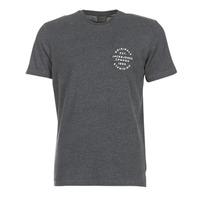 Textiel Heren T-shirts korte mouwen Jack & Jones ORGANIC ORIGINALS Grijs