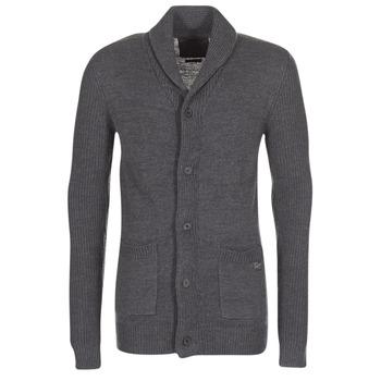 Textiel Heren Vesten / Cardigans Jack & Jones INSPECT ORIGINALS Grijs