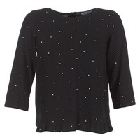 Textiel Dames Tops / Blousjes Betty London HALETRE Zwart