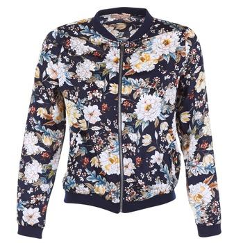 Textiel Dames Wind jackets Moony Mood HAMSES Marine
