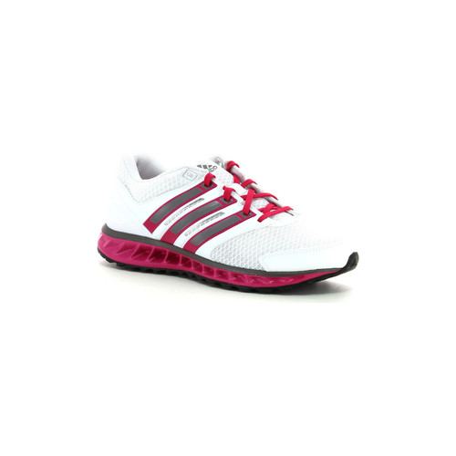 Schoenen Dames Running / trail adidas Performance Falcon Elite 3 Femme Wit