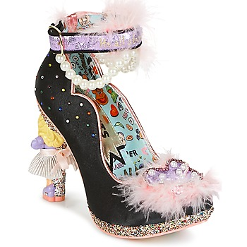Schoenen Dames pumps Irregular Choice ALL ABOUT MOI  zwart