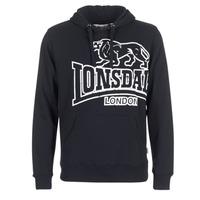 Textiel Heren Sweaters / Sweatshirts Lonsdale TADLEY Zwart