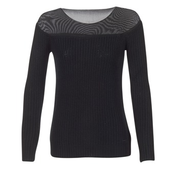 Textiel Dames Truien Armani jeans LAMOC Zwart
