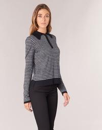 Textiel Dames Truien Armani jeans LAMAC Grijs