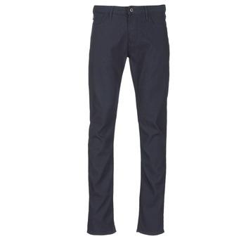 Textiel Heren 5 zakken broeken Armani jeans GOURNA Blauw