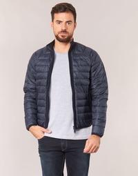 Textiel Heren Dons gevoerde jassen Armani jeans JILLU Zwart