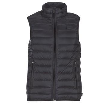 Textiel Heren Dons gevoerde jassen Armani jeans CHORI Zwart
