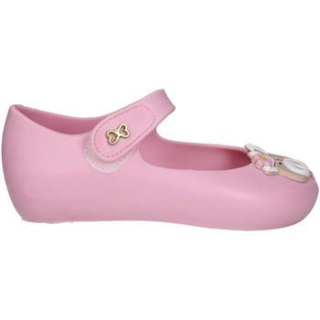 Schoenen Meisjes Ballerina's World Colors C098.1186 Rose