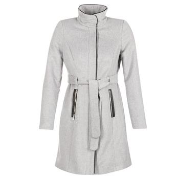 Textiel Dames Mantel jassen Vero Moda PRATO Grijs
