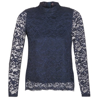 Textiel Dames Tops / Blousjes Vero Moda FREJA Marine